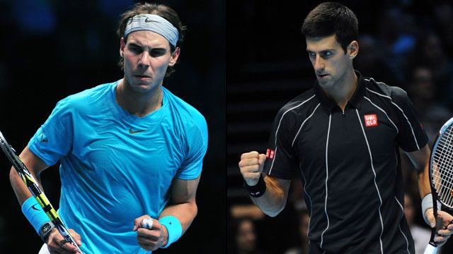 Rafael Nadal (ESP) vs. Novak Djokovic (SRB) (Championship)