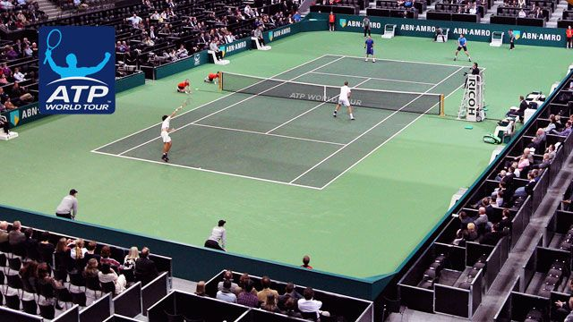 ABN AMRO World Tennis Tournament (First Round)