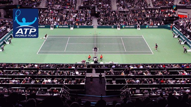 ABN AMRO World Tennis Tournament (Second Round)