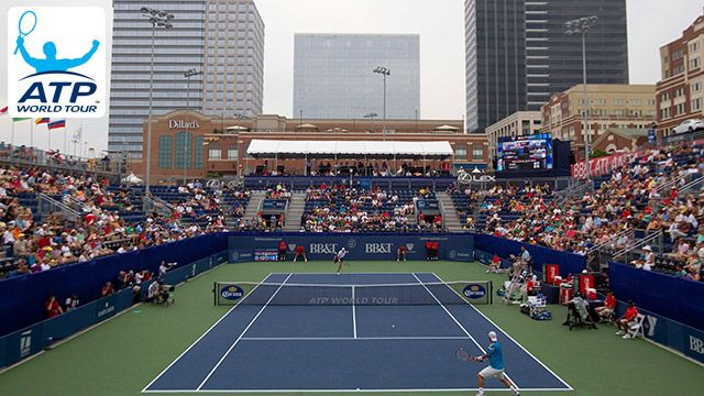 2014 Emirates Airline US Open Series - BB&T Atlanta Open (Semifinal #1)