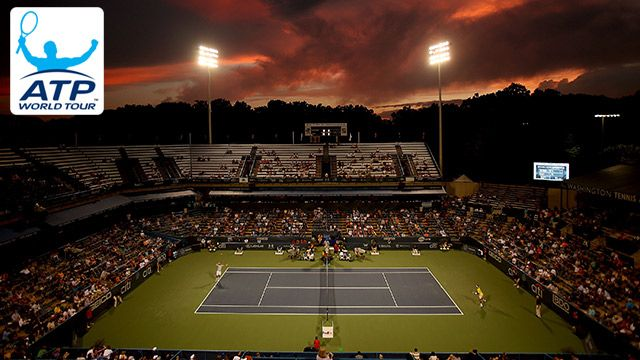 2014 Emirates Airline US Open Series - Citi Open (Quarterfinal)