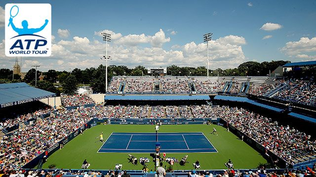 2014 Emirates Airline US Open Series - Citi Open (Championship)