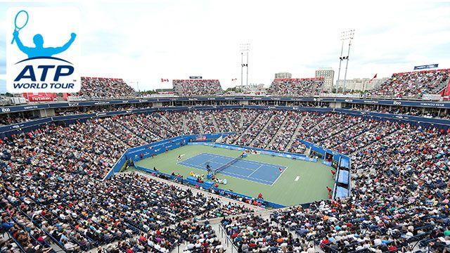 R. Federer (SUI) vs. J. Tsonga (FRA) (Men's Championship)