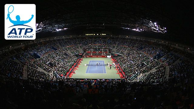 Rakuten Japan Open Tennis Championships (Men's Second Round)