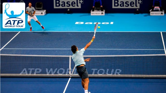 Swiss Indoors Basel (Round of 16)