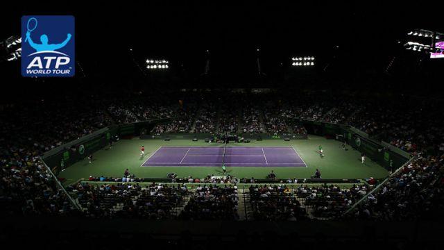Miami Open presented by Ita� (Men's First Round)