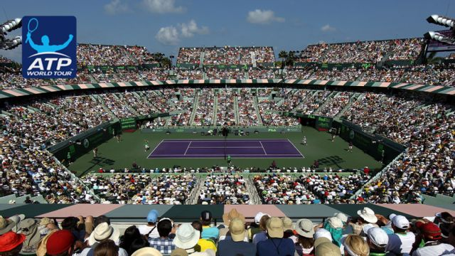 In Spanish - Miami Open Presented by Ita� (Octavos de Final)