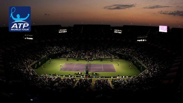 In Spanish - John Isner (USA) vs. Milos Raonic (CAN) (Octavos de Final)