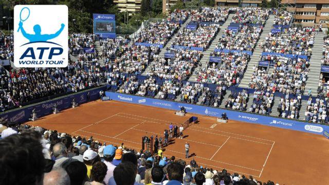 Barcelona Open Banc Sabadell (Semifinals)