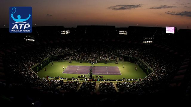 In Spanish - Miami Open presented by Ita� (Second Round)