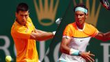 In Spanish - Novak Djokovic (SRB) vs. Rafael Nadal (ESP) (Semifinal #2)