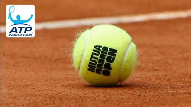 Mutua Madrid Open (First Round/Second Round)