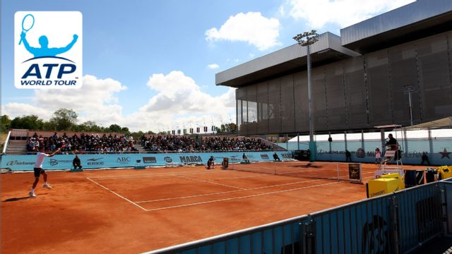 Mutua Madrid Open - Stadium 3 (Men's Second Round)