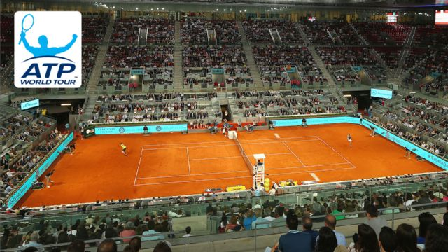 Mutua Madrid Open - Manolo Santana Stadium (Men's Second Round)