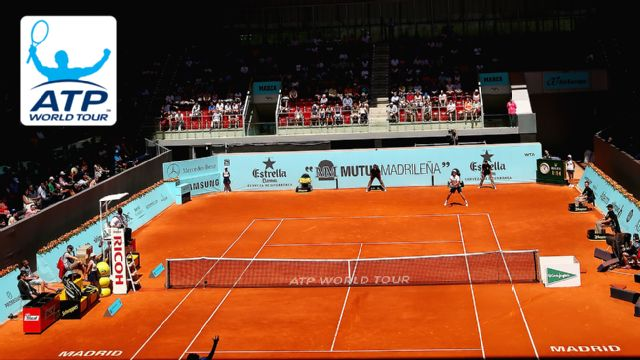 Mutua Madrid Open - Arantxa S�nchez Stadium (Men's Round of 16)