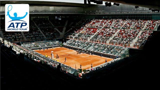 In Spanish - Joao Sousa vs. Stanislas Wawrinka (SUI) (First Round/Second Round)