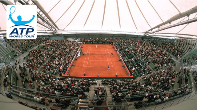 (8) F. Fognini vs. L. Pouille (German Open Tennis Championships) (Semifinals)