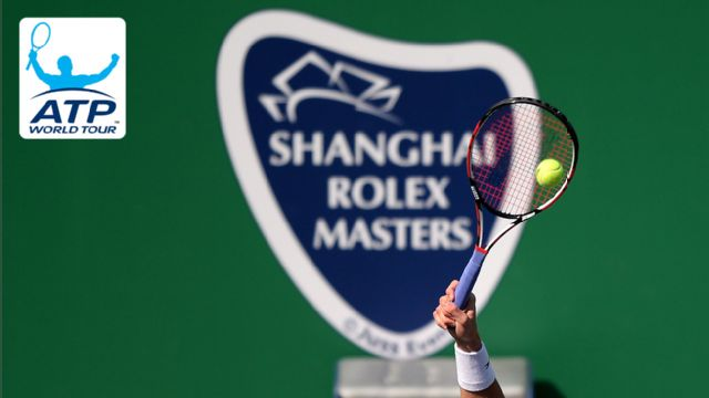 Shanghai Rolex Masters (First Round/Second Round)