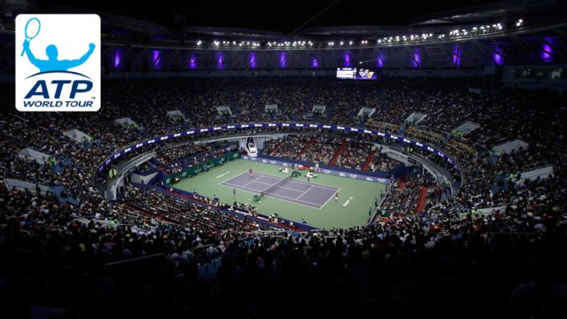 Shanghai Rolex Masters (First & Second Round) (First Round)