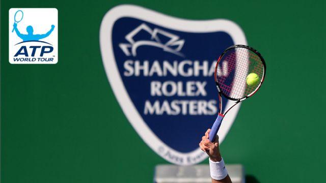 Shanghai Rolex Masters (Second Round)