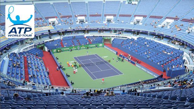 Shanghai Rolex Masters - Grandstand Court (Second Round)