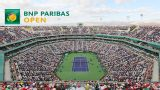 BNP Paribas Open 2014 - Stadium 1 (Men's Round of 16/Women's Quarterfinals)