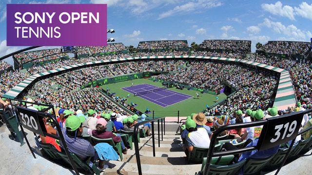 Sony Open Tennis 2014 (First Round)