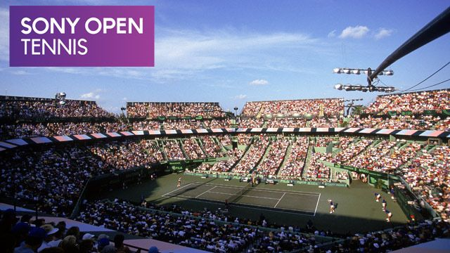 Sony Open Tennis 2014 - Stadium (Men's Round of 16/Women's Quarterfinals)