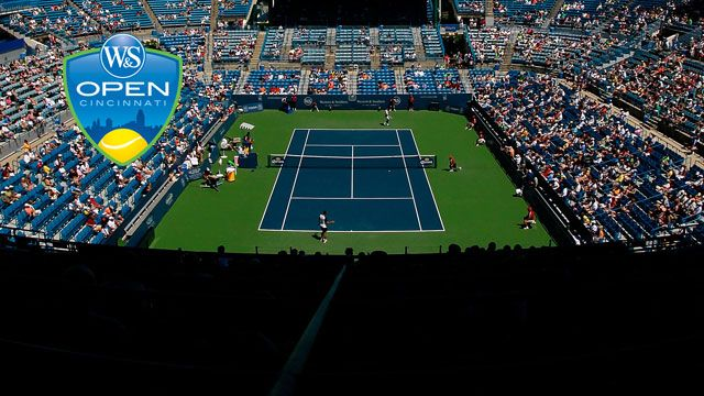 2014 Emirates Airline US Open Series - Western & Southern Open - Center Court (Men's & Women's Championships)