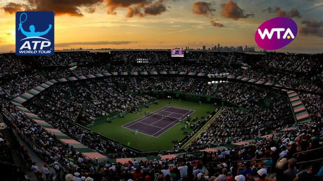 Miami Open presented by Ita� - Stadium (Second Round)