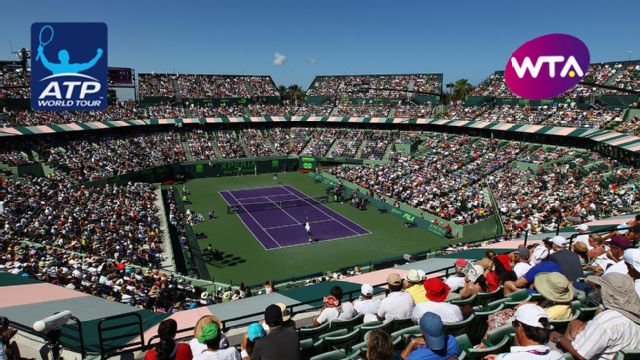 Miami Open presented by Ita� - Stadium (Men's Second Round/Women's Third Round)