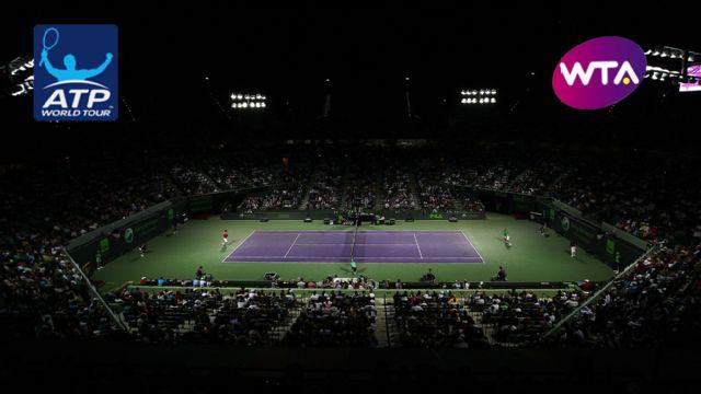 Miami Open presented by Ita� - Stadium (Men's Third Round/Women's Round of 16)