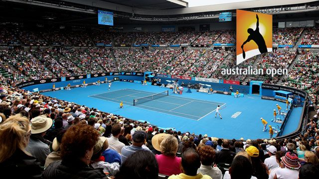 Australian Open 2014 presented by Franklin Templeton Investments (First Round)