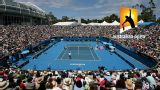 T. Woodbridge / M. Woodforde vs. J. Bjorkman / T. Johannson (Margaret Court Arena)