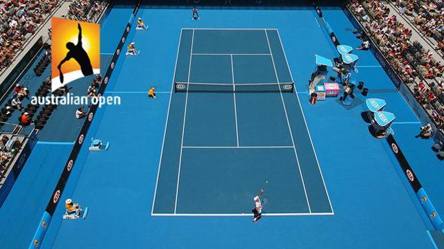 (12) F. Lopez vs. (8) M. Raonic (Hisense Arena)