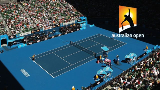 (7) T. Berdych vs. (3) R. Nadal (Rod Laver Arena)