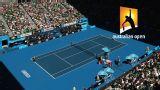 (7) M. Hingis / L. Paes vs. S. Hsieh / P. Cuevas (Rod Laver Arena)
