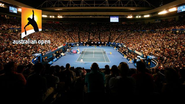 (1) S. Williams vs. (2) M. Sharapova (Rod Laver Arena)