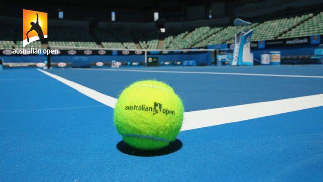 In Spanish - Pre Men's Championship Show - (1) N. Djokovic vs. (2) A. Murray
