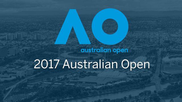 2017 Australian Open (Second Round)