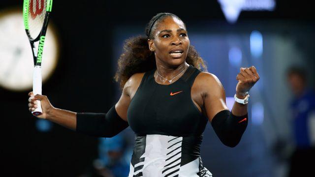 Replay - (2) S. Williams vs. L. Safarova (Women's Second Round)