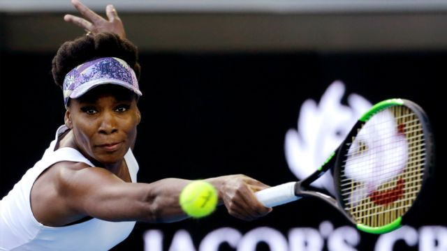 (13) V. Williams vs. M. Barthel (Women's Round of 16)