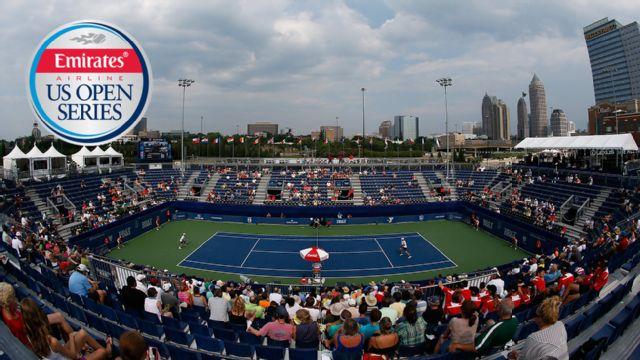 John Isner (USA) vs. Denis Kudla (USA) (Semifinal #1)