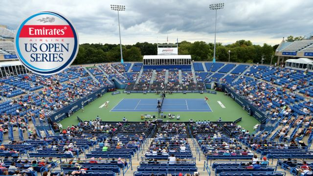2015 Emirates Airline US Open Series - Connecticut Open presented by United Technologies (Semifinal #1)