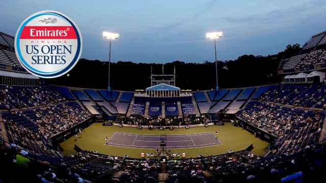 2015 Emirates Airline US Open Series - Connecticut Open presented by United Technologies (Semifinal #2)