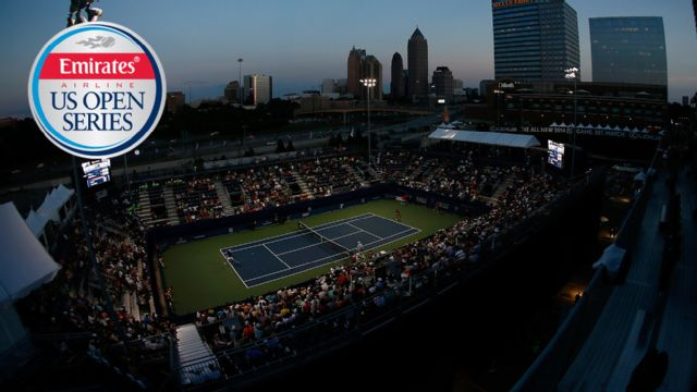 2015 Emirates Airline US Open Series - BB&T Atlanta Open (Semifinal #2)