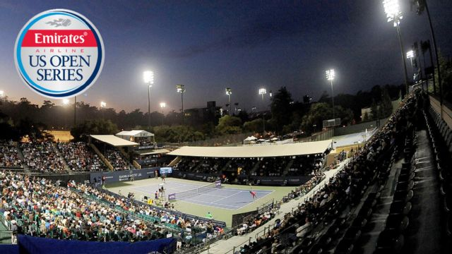 S. Lisicki vs. K. Date-Krumm (Bank of the West Classic) (First Round)