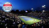 (2) K. Anderson vs. M. Jaziri - Winston-Salem Open (Semifinal #2)