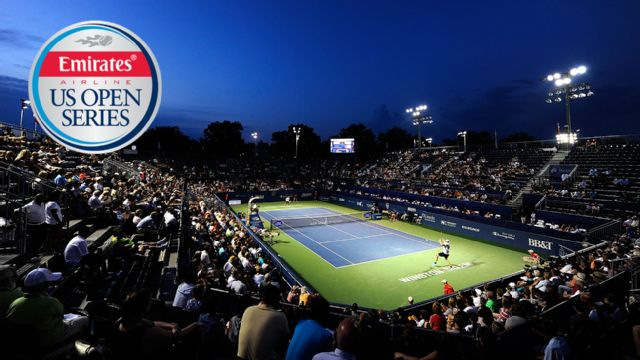 Emirates Airline US Open Series - Winston-Salem Open (Semifinal #2)