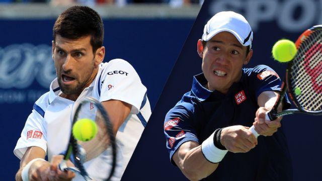(1) N. Djokovic vs. (3) K. Nishikori - 2016 Emirates Airline US Open Series - Rogers Cup (Men's Championship)